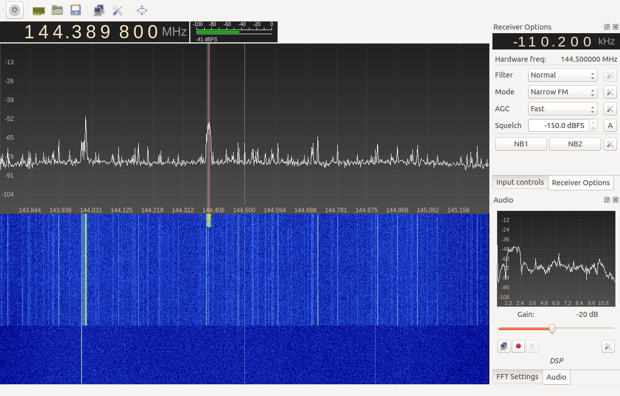 SDR CTF: APRS (Automatic Packet Reporting System) | Disaster Comm Ohio